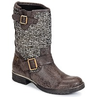 Shoes Women Mid boots Lollipops VICTOIRE BOOTS 3 CHOCOLATE