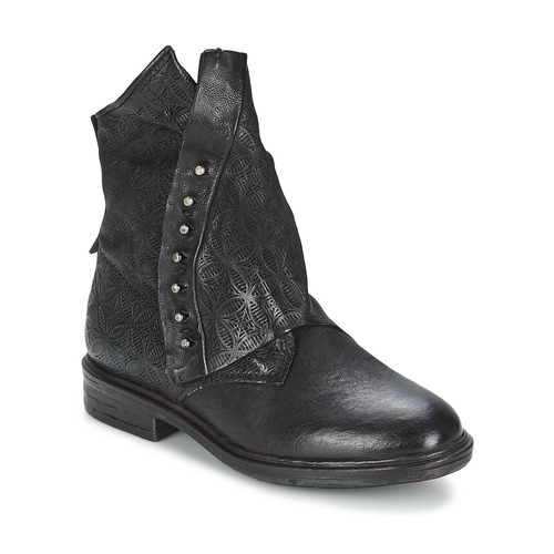 Ankle boots / Boots Airstep / A.S.98 ETIENNE Black 350x350