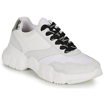 Shoes Women Low top trainers André BABETTE White