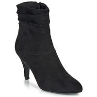 Shoes Women Ankle boots André LINE Black