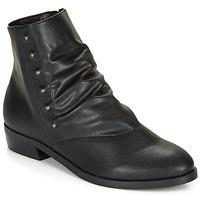 Shoes Women Mid boots André ELIPSE Black