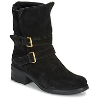 Shoes Women Mid boots André MAJOLIE Black