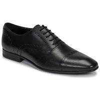 Shoes Men Brogue shoes André CURTIS Black