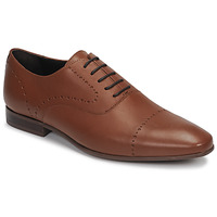 Shoes Men Brogue shoes André CURTIS Cognac