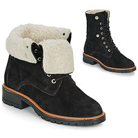Shoes Women Mid boots André BALADE Black