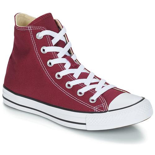0f4700e8918 Shoes High top trainers Converse CHUCK TAYLOR ALL STAR CORE HI Bordeaux
