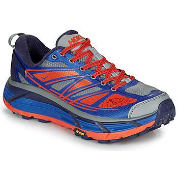 Shoes Men Running shoes Hoka one one Mafate Speed 2 Blue