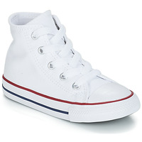 Shoes Children High top trainers Converse CHUCK TAYLOR ALL STAR CORE HI White