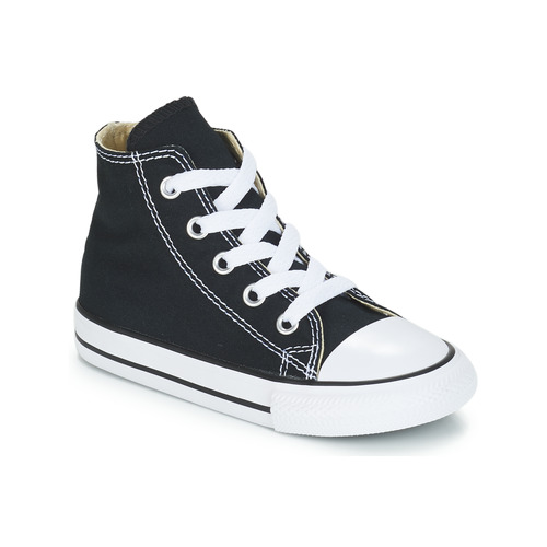 Shoes Children High top trainers Converse CHUCK TAYLOR ALL STAR CORE HI Black