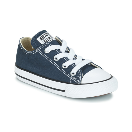 9aaa606fc525a4 Shoes Children Low top trainers Converse CHUCK TAYLOR ALL STAR CORE OX  Marine