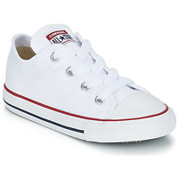 Shoes Children Low top trainers Converse CHUCK TAYLOR ALL STAR CORE OX White / Optical