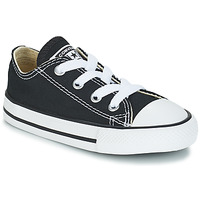 Shoes Children Low top trainers Converse CHUCK TAYLOR ALL STAR CORE OX Black