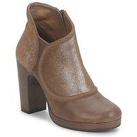 Shoes Women Low boots Esska TILLY Brown / Glitter