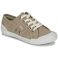 Shoes Women Low top trainers TBS OPIACE Beige