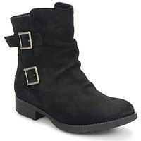 Shoes Women Mid boots Casual Attitude RIJONES Black