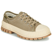 Shoes Low top trainers Palladium PALASHOCK OG Kaki