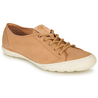Shoes Women Low top trainers Palladium GAME NBK Camel