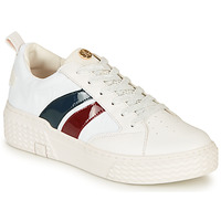 Shoes Women Low top trainers Palladium EGO 03 NPA White / Blue / Red