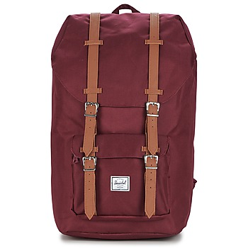Bags Rucksacks Herschel LITTLE AMERICA BORDEAUX