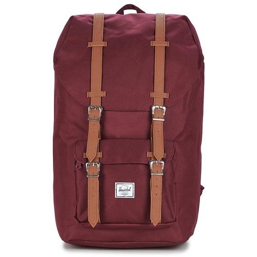 Bags Rucksacks Herschel LITTLE AMERICA Bordeaux
