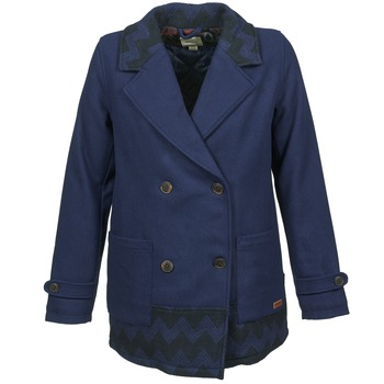 material Women coats Roxy MOONLIGHT JACKET Marine / Black