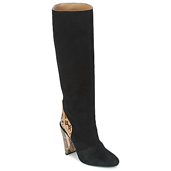 Shoes Women Boots See by Chloé SB25005 Black