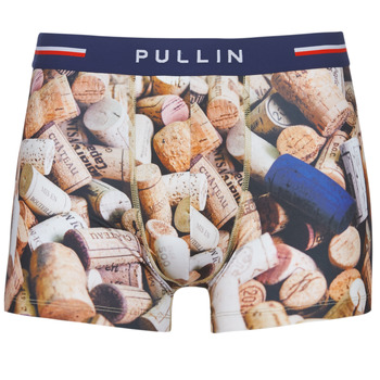Underwear Men Boxer shorts Pullin MASTER LYCRA Multicoloured