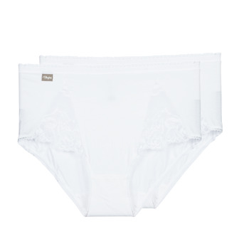 Underwear Women Knickers/panties PLAYTEX COTTON STRETCH White