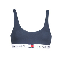 Underwear Women Sports bras Tommy Hilfiger ORGANIC COTTON Marine
