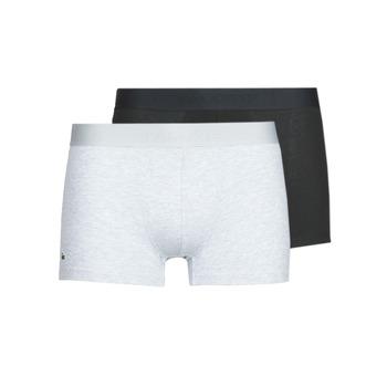 Underwear Men Boxer shorts Lacoste 5H3378-SNP Black / Grey / Mottled