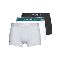 Underwear Men Boxer shorts Lacoste 5H3389-NUA Black / White / Grey