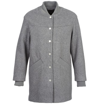 material Women coats Eleven Paris PARC Grey