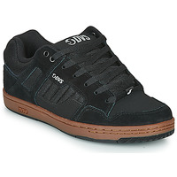Shoes Men Low top trainers DVS ENDURO 125 Black