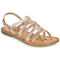 Shoes Girl Sandals Kickers DIXON Pink