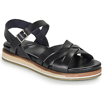 Shoes Women Sandals Kickers OLIMPIK Black