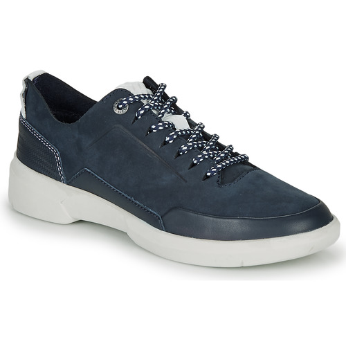 Shoes Women Low top trainers Kickers ORUKAMI Marine