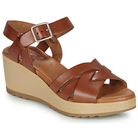 Shoes Women Sandals Kickers WIDJIK Brown