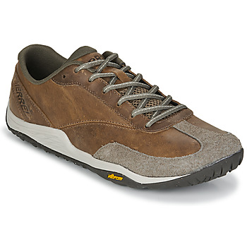 Shoes Men Low top trainers Merrell TRAIL GLOVE 5 LTR Brown