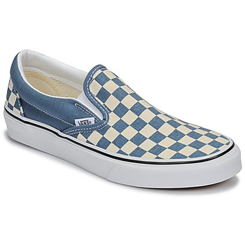 Shoes Slip ons Vans UA Classic Slip-On Blue / White