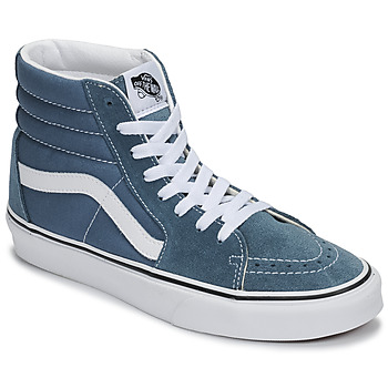 Shoes High top trainers Vans UA SK8-Hi Blue