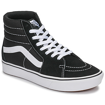 Shoes High top trainers Vans UA ComfyCush SK8-Hi Black / White