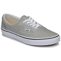 Shoes Women Low top trainers Vans UA Era Silver