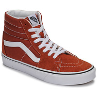 Shoes High top trainers Vans UA SK8-Hi Rust