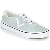 Shoes Women Low top trainers Vans VANS SPORT Blue