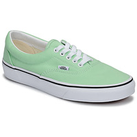 Shoes Women Low top trainers Vans UA Era Green