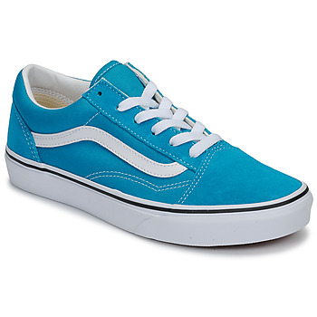 Shoes Children Low top trainers Vans JN Old Skool Blue