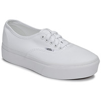 Shoes Women Low top trainers Vans UA Authentic Platform 2.0 White