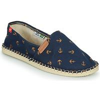 Shoes Espadrilles Havaianas ORIGINE BEACH Marine