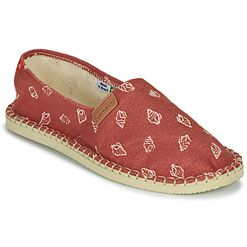 Shoes Espadrilles Havaianas ORIGINE BEACH Red