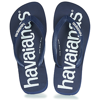 Shoes Flip flops Havaianas TOP LOGOMANIA Navy / Blue